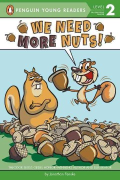 We need more nuts! /  by Jonathan Fenske.
