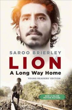 Lion : a long way home / Saroo Brierley.