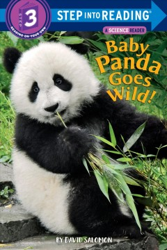 Baby panda goes wild! /  by David Salomon.