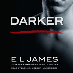Darker : Fifty Shades Darker as told by Christian / EL James.