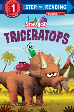 Triceratops /  by Scott Emmons ; illustrated by Nikolas Ilic and Eddie West. - by Scott Emmons ; illustrated by Nikolas Ilic and Eddie West.