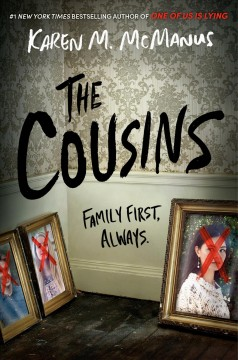 The cousins /  Karen M. McManus.
