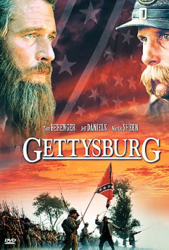 Gettysburg [2-disc set] /  Turner Pictures presents ; a Mace Neufeld/Robert Rehme presentation of ; an Esparza/Katz production ; a film by Ronald F. Maxwell ; screenplay by Ronald F. Maxwell ; produced by Robert Katz and Moctesuma Esparza ; directed by Ronald F. Maxwell. - Turner Pictures presents ; a Mace Neufeld/Robert Rehme presentation of ; an Esparza/Katz production ; a film by Ronald F. Maxwell ; screenplay by Ronald F. Maxwell ; produced by Robert Katz and Moctesuma Esparza ; directed by Ronald F. Maxwell.