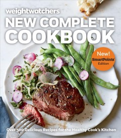 Weight Watchers new complete cookbook.