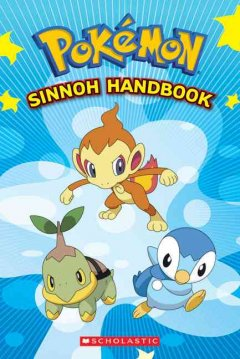 Sinnoh handbook /  by Tracy West and Katherine Noll.