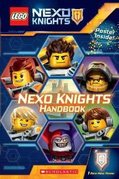 NEXO knights handbook /  by Tracey West. - by Tracey West.