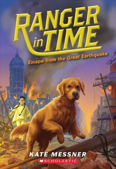 Escape from the great earthquake /  Kate Messner ; illustrated by Kelley McMorris. - Kate Messner ; illustrated by Kelley McMorris.