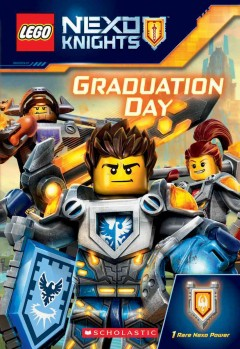 Graduation day /  adapted by Tracey West. - adapted by Tracey West.