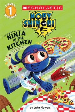 Ninja in the kitchen /  by Luke Flowers. - by Luke Flowers.