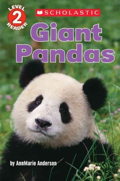 Giant pandas /  by AnnMarie Anderson. - by AnnMarie Anderson.