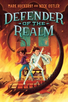 Defender of the realm /  Mark Huckerby, Nick Ostler. - Mark Huckerby, Nick Ostler.