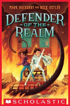 Defender of the realm /  Mark Huckerby, Nick Ostler.