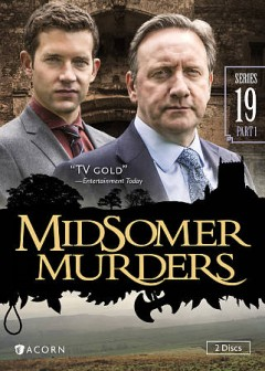Midsomer murders.  a Bentley Production.