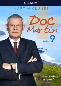 Doc Martin : series 9 [3-disc set] / written by Jack Lothian, Ash Ditta, Julian Unthank, Andrew Rattenbury, Alastair Galbraith, Chris Reddy ; series created by Dominic Minghella ; produced by Philippa Braithwaite ; directed by Nigel Cole, Charlie Palmer ; Buffalo Pictures Production in association with Homerun Film Productions and  Lytton Productions PLC. - written by Jack Lothian, Ash Ditta, Julian Unthank, Andrew Rattenbury, Alastair Galbraith, Chris Reddy ; series created by Dominic Minghella ; produced by Philippa Braithwaite ; directed by Nigel Cole, Charlie Palmer ; Buffalo Pictures Production in association with Homerun Film Productions and  Lytton Productions PLC.
