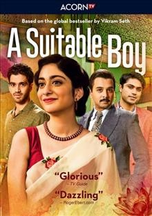 A suitable boy [2-disc set] /  director, Mira Najr. - director, Mira Najr.