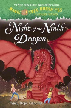 Night of the ninth dragon /  by Mary Pope Osborne ; illustrated by Sal Murdocca. - by Mary Pope Osborne ; illustrated by Sal Murdocca.