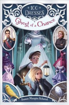 Ghost of a chance /  Susan Maupin Schmid ; illustrations by Lissy Marlin. - Susan Maupin Schmid ; illustrations by Lissy Marlin.