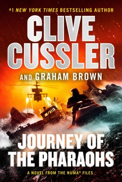 Journey Of The Pharaohs / Clive Cussler and Graham Brown - Clive Cussler and Graham Brown