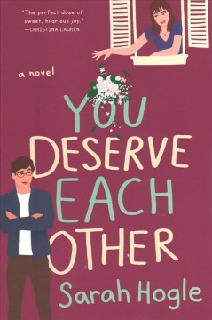 You deserve each other /  Sarah Hogle. - Sarah Hogle.