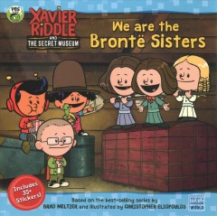 We are the Brontë sisters /  adapted by Brook Vitale. - adapted by Brook Vitale.