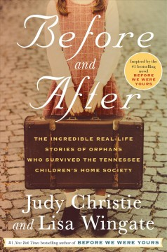 Before and after : the incredible real-life stories of orphans who survived the Tennessee Children's Home Society / Judy Christie and Lisa Wingate. - Judy Christie and Lisa Wingate.