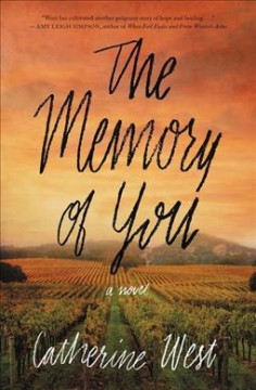 The memory of you /  Catherine West. - Catherine West.