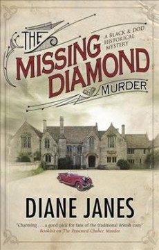 The missing diamond murder /  Diane Janes. - Diane Janes.