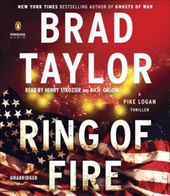 Ring of fire /  Brad Taylor. - Brad Taylor.