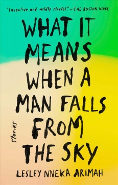 What it means when a man falls from the sky : stories / Lesley Nneka Arimah.