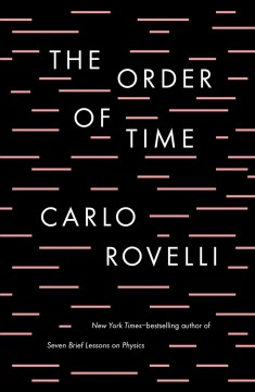 The Order Of Time / Carlo Rovelli