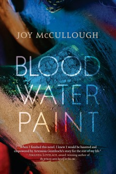 Blood water paint /  by Joy McCullough. - by Joy McCullough.