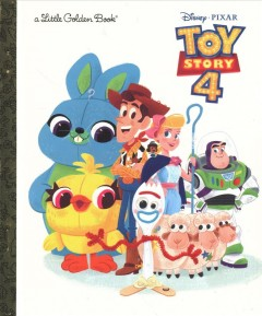 Toy story 4 /  adapted by Josh Crute ; illustrated by Matt Kaufenberg ; designed by Tony Fejeran.