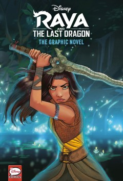 Raya and the last dragon : the graphic novel / script adapation, Alessandro Ferrari ; layout, Otto Schmidt ; pencils, Otto Schimdt, Arianna Florean, Andrea Parisi, Veronica Di Lorenzo ; colors, Alesia Barsukova, Watermark Studio ; lettering, Edizioni BD. - script adapation, Alessandro Ferrari ; layout, Otto Schmidt ; pencils, Otto Schimdt, Arianna Florean, Andrea Parisi, Veronica Di Lorenzo ; colors, Alesia Barsukova, Watermark Studio ; lettering, Edizioni BD.