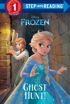 Ghost hunt! /  adapted by Melissa Lagonegro ; based on an original story by Victoria Saxon ; illustrated by the Disney Storybook Art Team. - adapted by Melissa Lagonegro ; based on an original story by Victoria Saxon ; illustrated by the Disney Storybook Art Team.