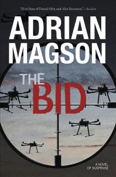 The bid /  by Adrian Magson. - by Adrian Magson.