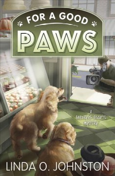 For a good paws /  Linda O. Johnston. - Linda O. Johnston.