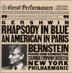 Rhapsody in blue ; An American in Paris / George Gershwin. - George Gershwin.