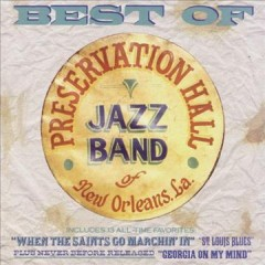 Best of Preservation Hall Jazz Band.