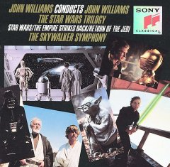 The Star wars trilogy : John Williams conducts John Williams.