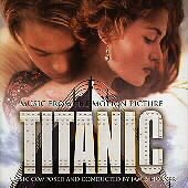 Titanic : music from the motion picture / music composed and conducted by James Horner. - music composed and conducted by James Horner.