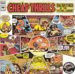 Cheap Thrills /  Big Brother & the Holding Company ; [Janis Joplin, vocals].
