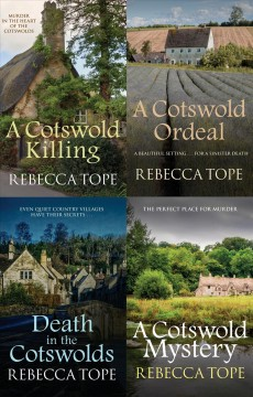 The Cotswolds mysteries collection /  Rebecca Tope.