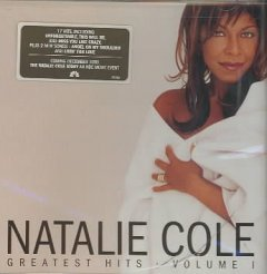 Greatest hits.  Natalie Cole.