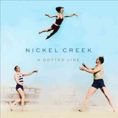 A dotted line /  Nickel Creek.