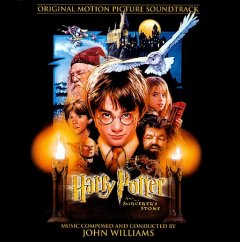 Harry Potter and the sorcerer's stone : original motion picture soundtrack / music composed and conducted by John Williams
