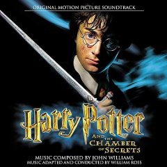 Harry Potter and the chamber of secrets : original motion picture soundtrack / music composed by John Williams ; music adapted and conducted by William Ross. - music composed by John Williams ; music adapted and conducted by William Ross.