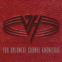 For unlawful carnal knowledge / Van Halen - Van Halen
