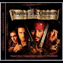 Pirates of the Caribbean : the curse of the black pearl [soundtrack] / music composed by Klaus Badelt.