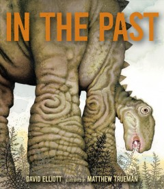 In the past /  David Elliott ; illustrated by Matthew Trueman. - David Elliott ; illustrated by Matthew Trueman.