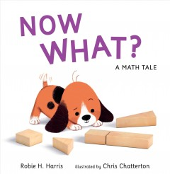 Now what? : a math tale / Robie H. Harris ; illustrated by Chris Chatterton.